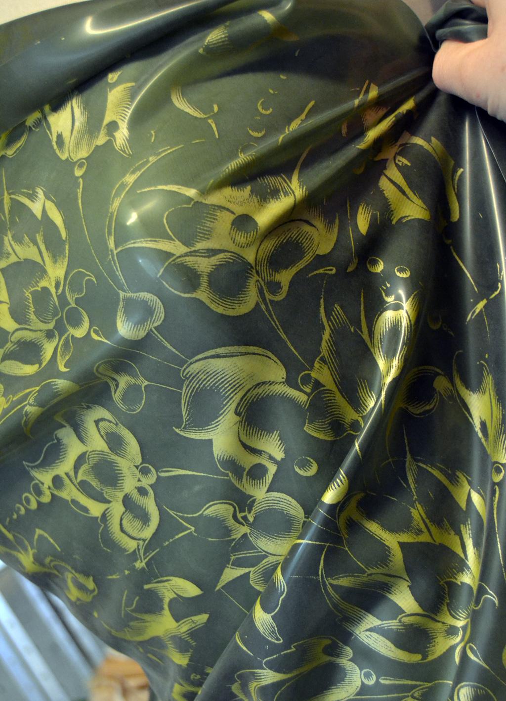 Populaire Services pour artistes - Tamara Louis - Design textile & Sérigraphie IF59
